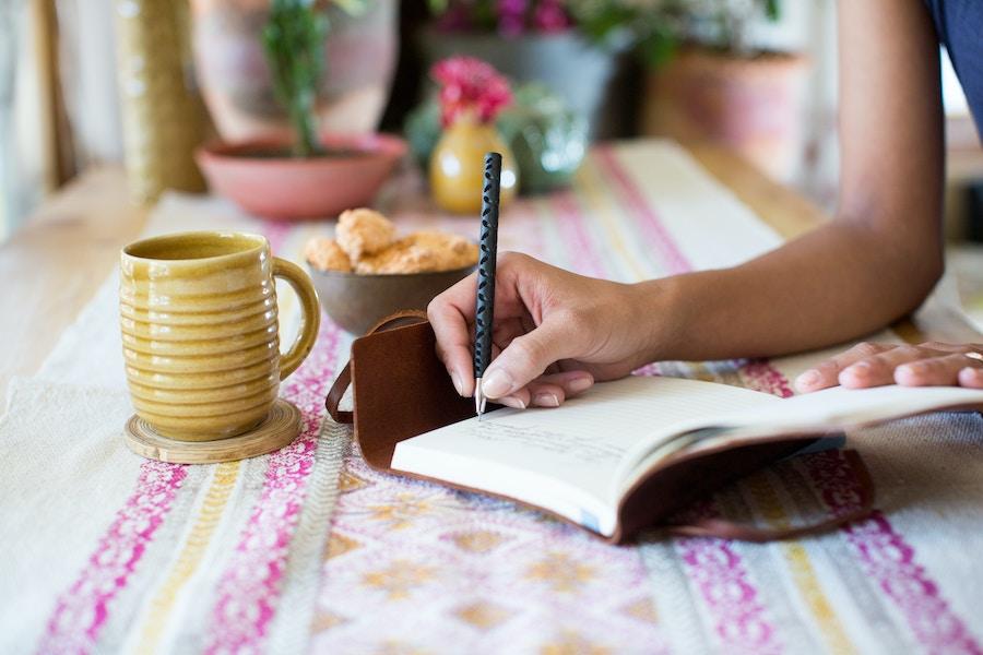 01 30 Journaling