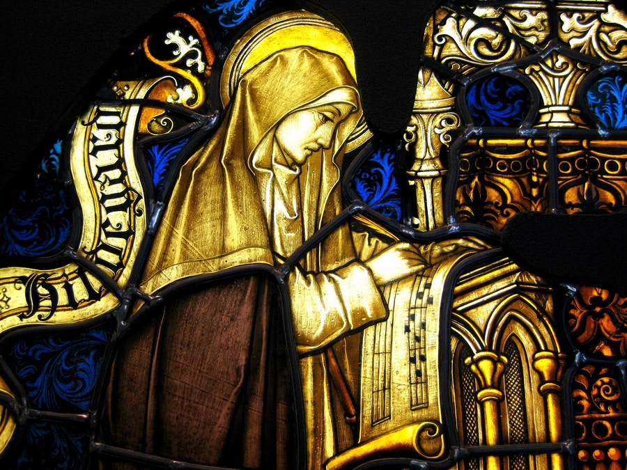 03 01 Hildegard Of Bingen