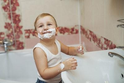 03 06 Shaving Cream