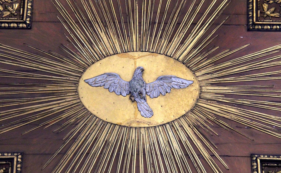 03 21 Holy Spirit Has History