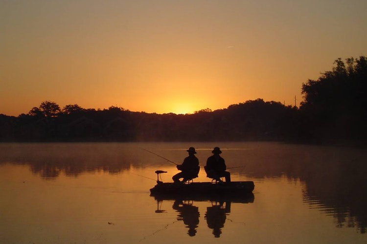 03 27 2 Men Fishing