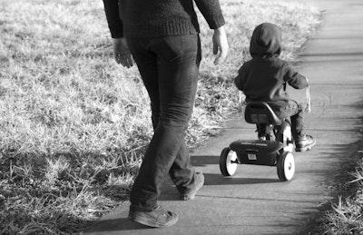 06 06 Father Son Trike