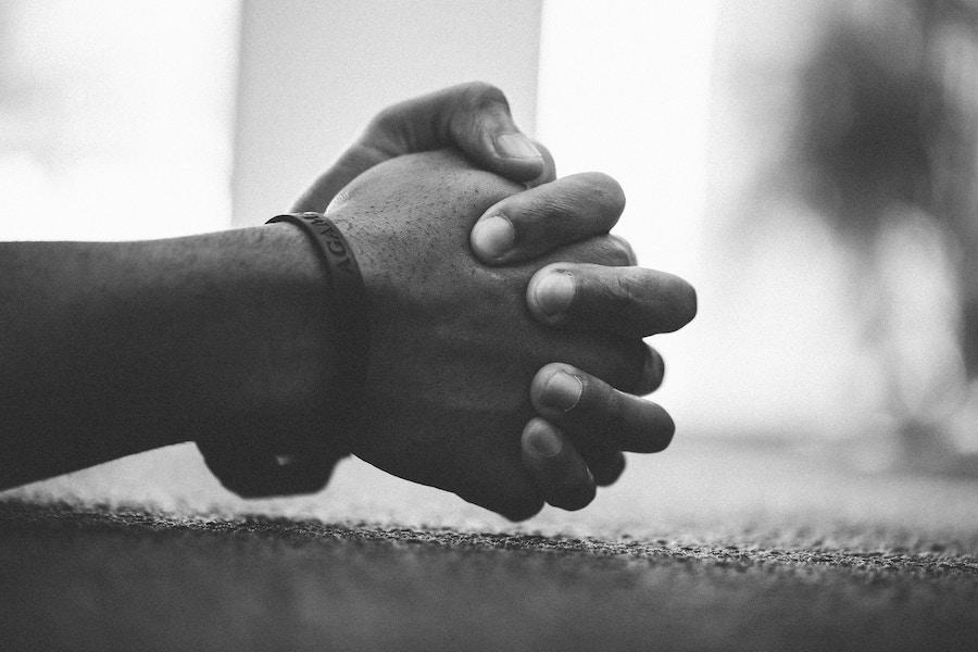 06 23 Praying Hands