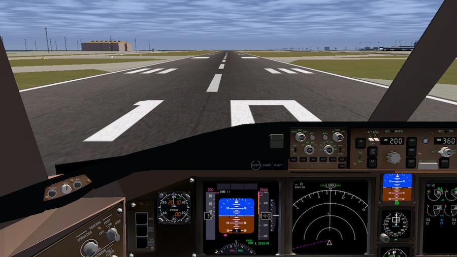 07 15 Flight Simulator