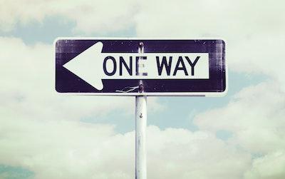 07 31 One Way