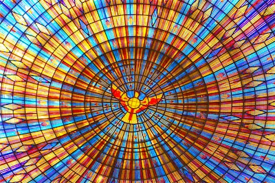 08 05 Stained Glass