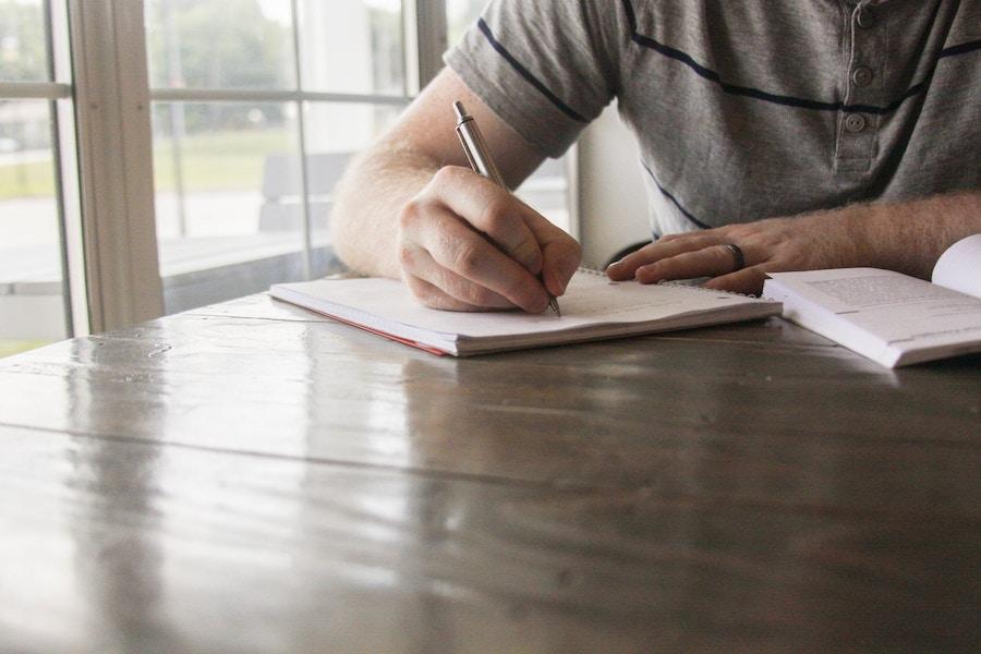 2018 05 25 Writing Notebook