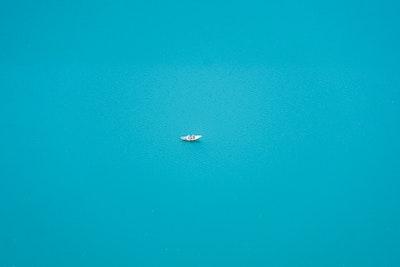 2018 09 05 Boat In Open Lake