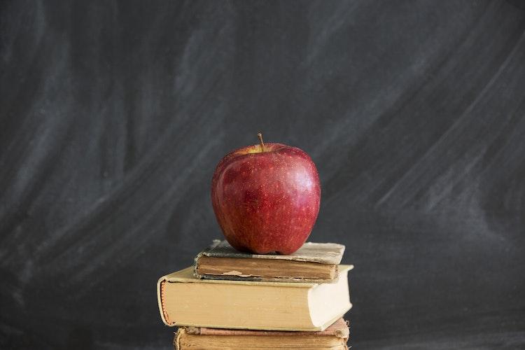 Apple Books Chalkboard