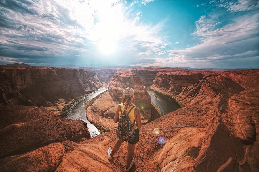 Canyon overlook 3000