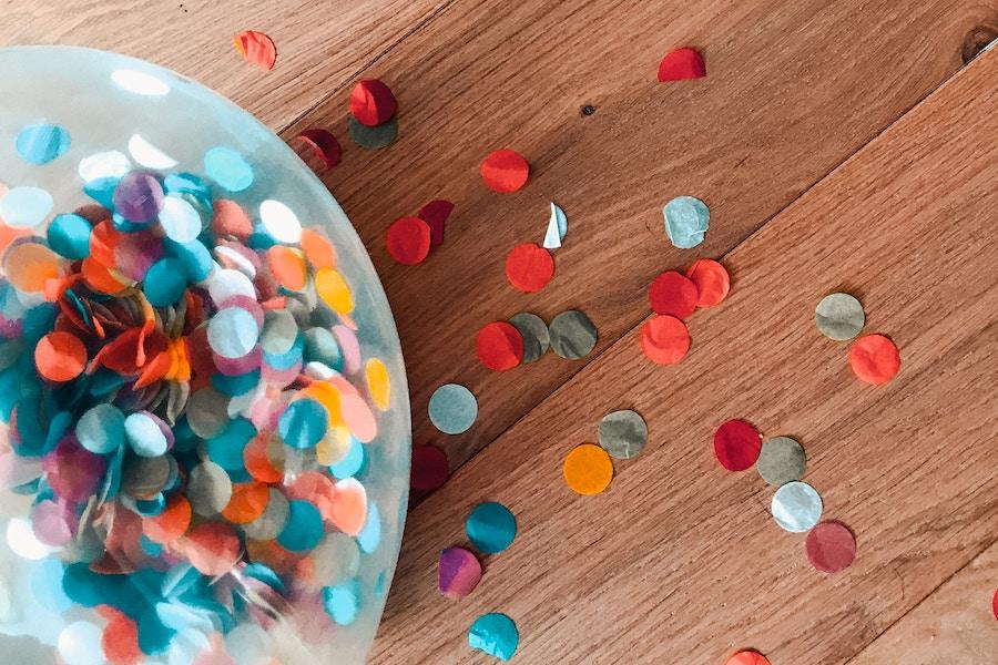 Celebrate Balloon Confetti