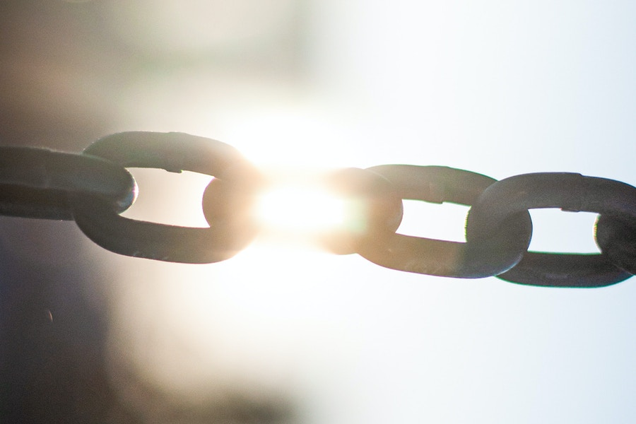 Chain light