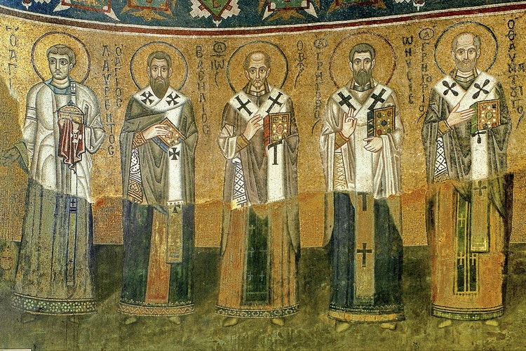 Church fathers 1