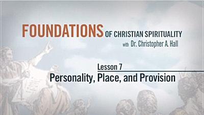 Foundations 07