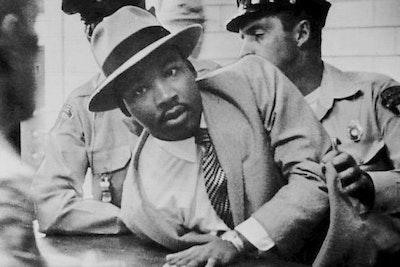 Mlk Arrested 1958
