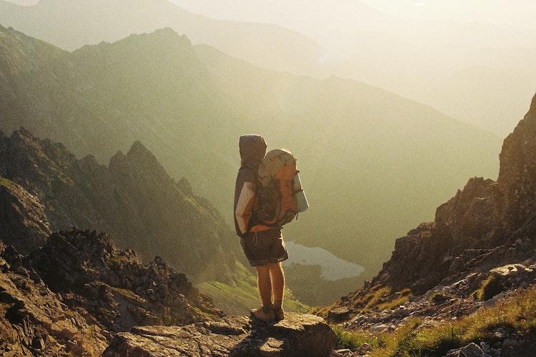 Mountain Hiker