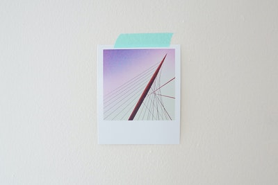 Polaroid bridge