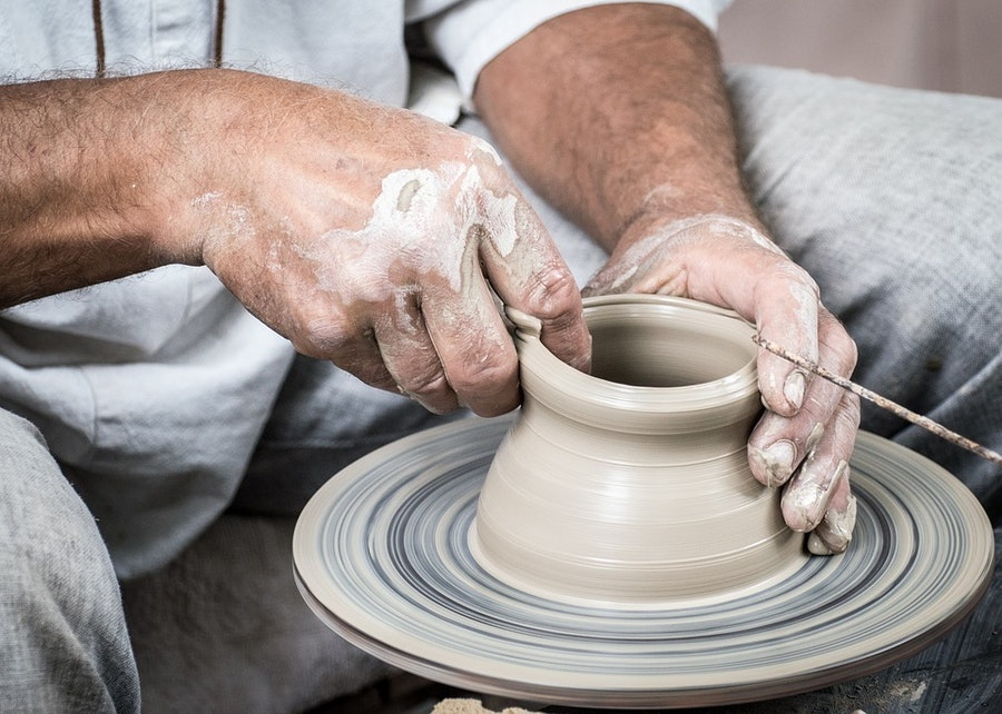 Potter Clay