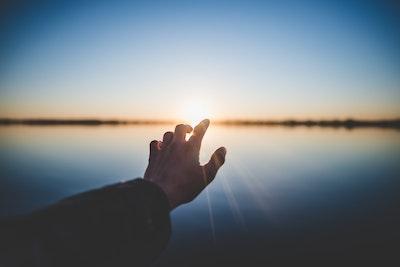 Reaching Toward Light