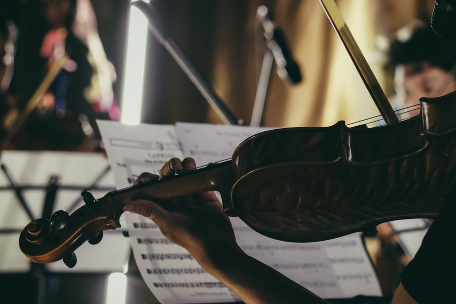 Violin Orchestra 2