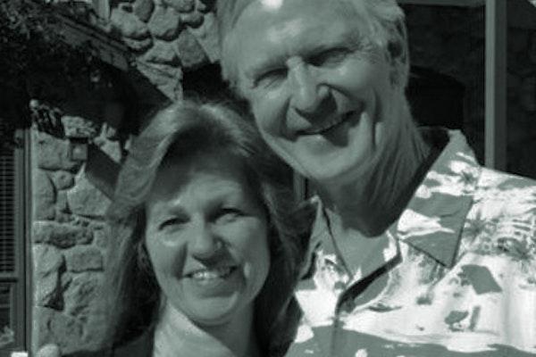 Rebecca Willard Heatley & Larry Burtoft