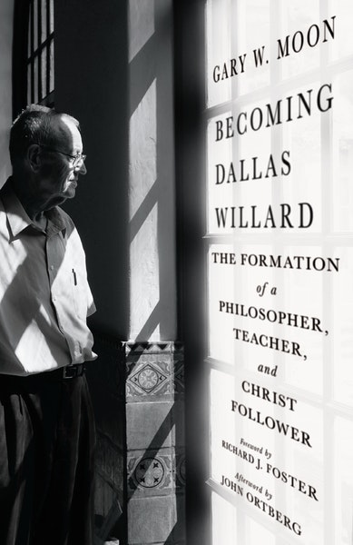 Becoming Dallas Willard Cover