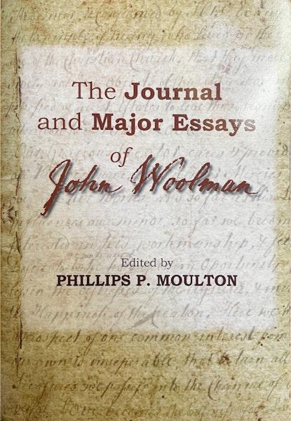 Journal of john woolman cover
