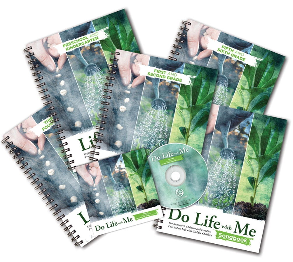 Life with God for Children Curriculum - Renovare